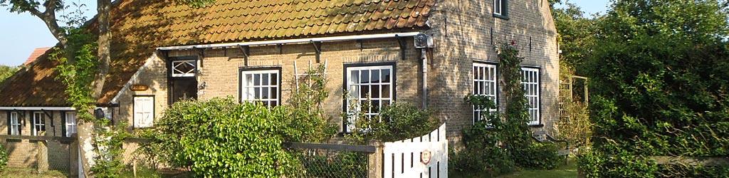 Huis op Terschelling